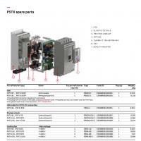 ABB 1SFA898120R7000 外接方式、电动机功率 (KW)