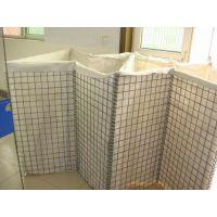防爆笼网框 抗洪河道安全防护墙 热镀锌网片防阻燃