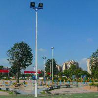 路灯杆生产厂 山东路灯灯杆 6米等型杆 路灯庭院灯灯杆 可定制