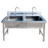 厨具营行商用双星水池