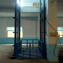 白城液压升降货梯-固定式液压货梯坦诺厂家