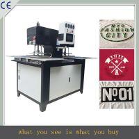 服装面料3d凹凸生产工艺 |JY-B04金裕全自动矽胶机 硅胶图案商标设备厂家