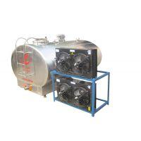 不锈钢牛奶冷藏罐生产厂家,甘肃宾利达