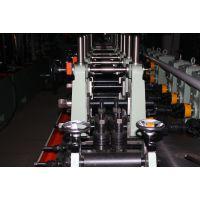 不锈钢管成型设备 光亮固溶退火304不锈钢工业管制管机 方管制管机械