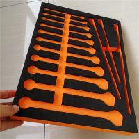 东泰EVA内衬包装一次成型 雕刻eva工具箱内衬定制