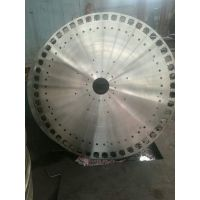 供应卷制毛坯法兰、不锈钢平焊法兰、大型管板