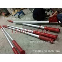 通讯杆铝合金立杆机 管式三脚架扶杆器 立杆器厂家规格参数