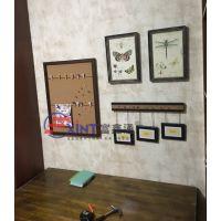 中山软木板照片墙7定制软板背胶7软木墙板背景墙