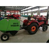 江苏小麦秸秆捆草机哪家质量好 鑫联牌8050型秸秆打包机规格型号