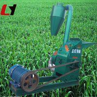 小型粉碎机报价 多功能养殖牧草粉料机