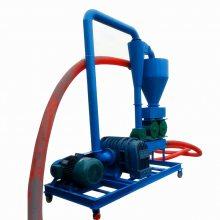 [都用]大米入库气力吸粮机 花生气力输送机视频 柴油动力吸粮机图片