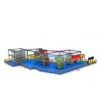 儿童拓展探险乐园 大型小型室内儿童游乐拓展器材厂家直销