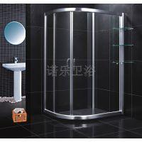 淋浴门生产厂家 酒 店淋浴房 工程淋浴房