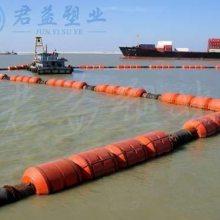 君益直径1.5*1.6浮筒 聚乙烯沙管浮体