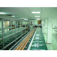 上海合率helv007-01倍速链板输送机