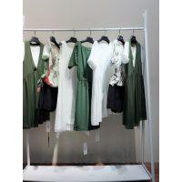五道口服装市场诗蒙蒂欧美品牌折扣女装网店多种款式服装货源批发