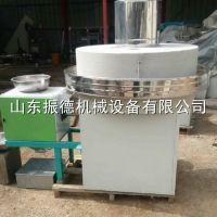 振德牌 小麦面粉石磨机 原粮面粉机 多功能电动石磨面粉机 厂家直销