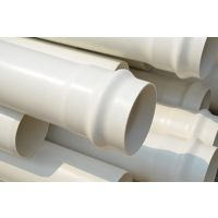 250pvc给水管低压力灌溉管报价