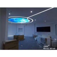 DHN两通道融合器助力连云港太阳雨总部展厅