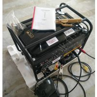 190A进口配件汽油发电电焊机