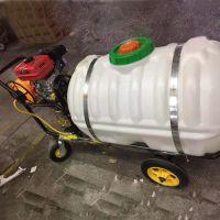 现货包邮自走式打药机 一人操作汽油/柴油/电动300L农用喷雾机