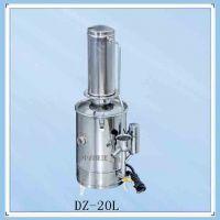 中西 自控型电热蒸馏水机/断水自控蒸馏水器20L 型号:CN63M/DZ-20L库号:M360010