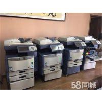 朝阳三里屯办公设备租赁公司 彩色打印机 复印机出租包耗材