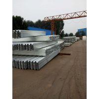 通祥交通供应广西优质Q235热镀锌波形梁钢护栏、护栏板