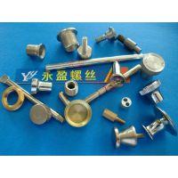 广州螺丝厂不锈钢无头台阶螺丝,不锈钢车床件,订做非标五金件螺丝