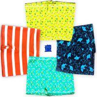2017新款男童泳裤装舒适可爱图案游泳裤泳装批发