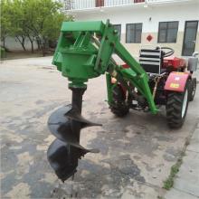 佳鑫牌果园刨穴机 便携式挖坑机图片 电线杆专用打孔机批发