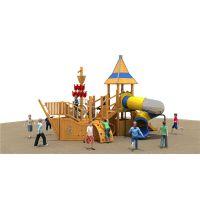 上海以伦游乐供应新款木质海盗船游乐设备YL18-18101幼儿园课桌椅,玩具架,书架,收纳箱等