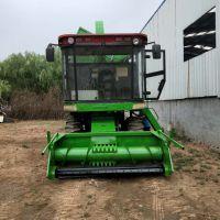 农业机械玉米秸秆粉碎收割机 黑麦草青贮收获机 玉米靑储机价格