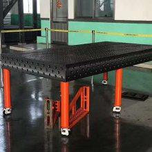 【鼎旭量具】国标4000*2500mm三维柔性焊接平台 供应商电话15716866986