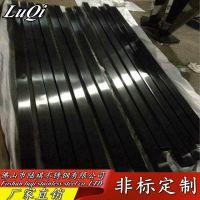 玫瑰金不锈钢方管304拉丝不锈钢扁管25*50 黑色钛金不锈钢圆管35-价格