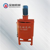 中国山东省月底促销400高速制浆机生产混凝土搅拌机