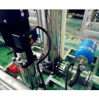 西安碑林恒压变频定压给水泵组 西安碑林无塔供水自来水二次加压泵组 RJ-1752