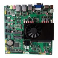 ITX-3160智能交通、环境监控、金融自助、网络安防监控主板