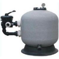 新疆科力水处理公司 工业水净化设备 CT600 砂缸过滤器 过滤砂罐