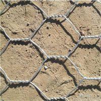 厂家长期供应 pvc包塑石笼网 镀锌6*8石笼网箱