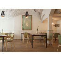 江浙沪西餐厅桌椅,北欧休闲荼餐厅高档快餐店桌椅批发