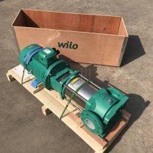 德国威乐增压泵MVI1613/PN25高压泵WILO加湿泵15KW