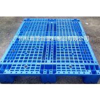 海量供应深圳二手塑胶卡板与回收木托盘鼎力进口塑料栈板