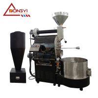 南阳东亿商用30公斤咖啡烘焙设备 一键化智能操作为咖啡烘焙企业提供定制化服务