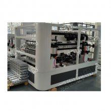 880型ASA+PVC塑料复合琉璃瓦生产线 沃锐思机械