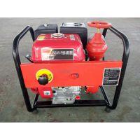 中西 手抬式高压消防泵 型号:JT25-JBQ5.0-8.6 库号:M404904