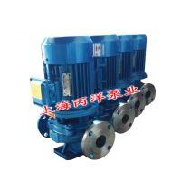 管道离心泵  直连式不锈钢热水泵  生活供水管道离心泵厂家