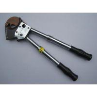 J25电缆剪线缆剪棘轮式断线钳 防爆电缆剪刀剥线器 顺泽电力