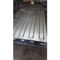 厂家直销 标准集装箱配件 五浪圆头大顶板 顶板 货柜车厢专用顶板