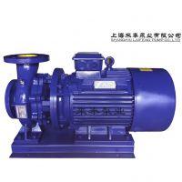 ISG立式单级管道离心泵高层增压泵热水循环泵清水泵生活供水泵